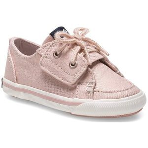Sperry Lounge LTT Jr Sneaker size 8 toddler girl